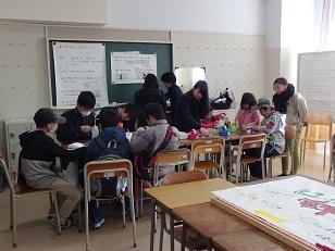 教室の風景1
