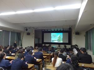 学校紹介スライド