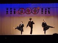有志団体のダンス