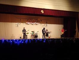 教員バンド