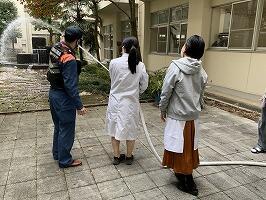 教職員防火訓練